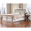 Fontane Modern Metal Bed DCG Stores