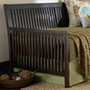 Mission Slat Panel Daybed in Espresso Finish - FBG-B50M23