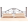 Sycamore Duo Panel Headboard in Hammered Copper - FBG-B9549