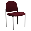 Stackable Side Chair - Burgundy - FLSH-BT-515-1-BY-GG