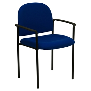 Stackable Armchair - Navy