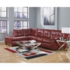 Alliston Sectional - Salsa - FLSH-FSD-2399SEC-RED-GG