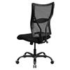 Hercules Series And Tall Executive Swivel Office Chair Black Flsh Wl