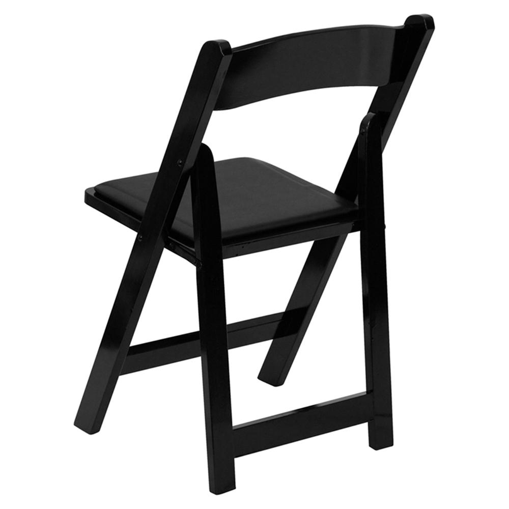 Hercules Series Folding Chair Black Dcg Stores