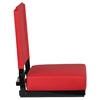 Stadium Chair - Ultra Padded Seats, Red - FLSH-XU-STA-RED-GG