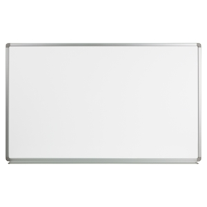 "60"" x 36"" Magnetic Marker Board - White"