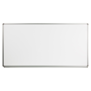 "72"" x 36"" Magnetic Marker Board - White"