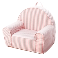 Kid%27s My First Chair in Pink Stripe