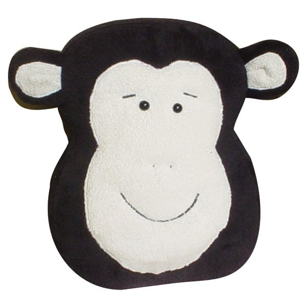 Rickster Monkey Pillow