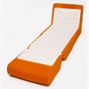 Teen Chair Sleeper in Orange Canvas - FUN-TC-SLEEPER-OC
