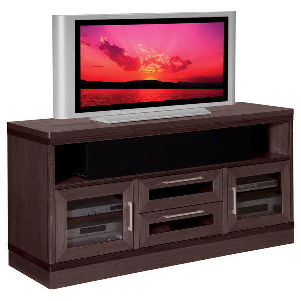 62 Wide Transitional TV Stand, Wnge