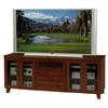 70'' Wide Shaker TV Stand Console - FURN-FT72SCDC