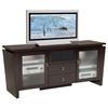 70'' Classic Modern TV Stand in Wenge - FURN-FT72TLW