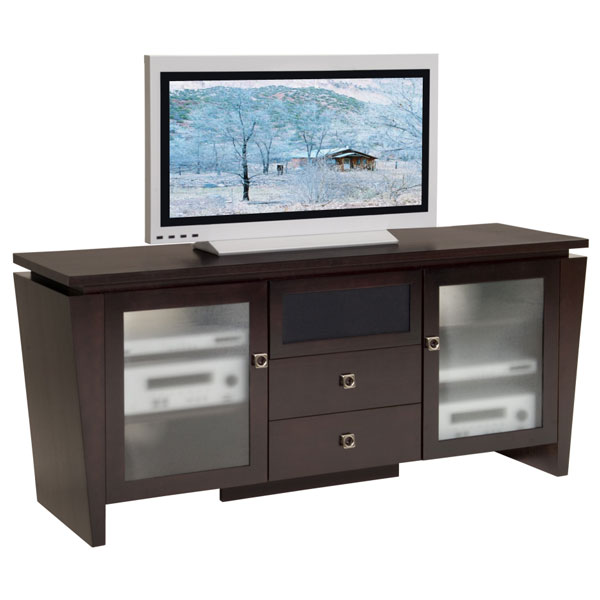 70 39 39 classic modern tv stand in wenge dcg stores. Black Bedroom Furniture Sets. Home Design Ideas