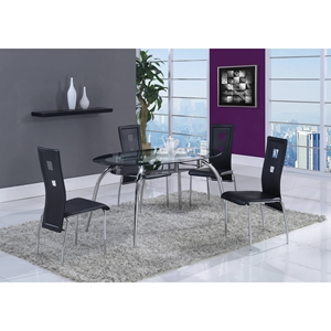 Edgar 5-Piece Dining Set
