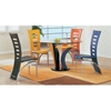 Manuel Dining Table - Multi Color - GLO-D5443DT