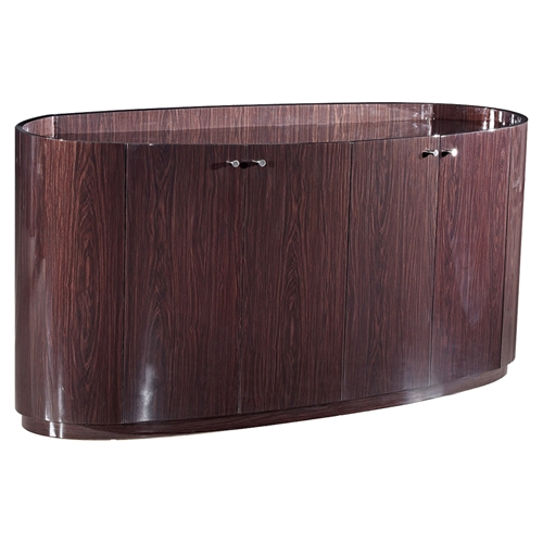 Sara buffet table in wenge dcg stores for Table 52 botswana