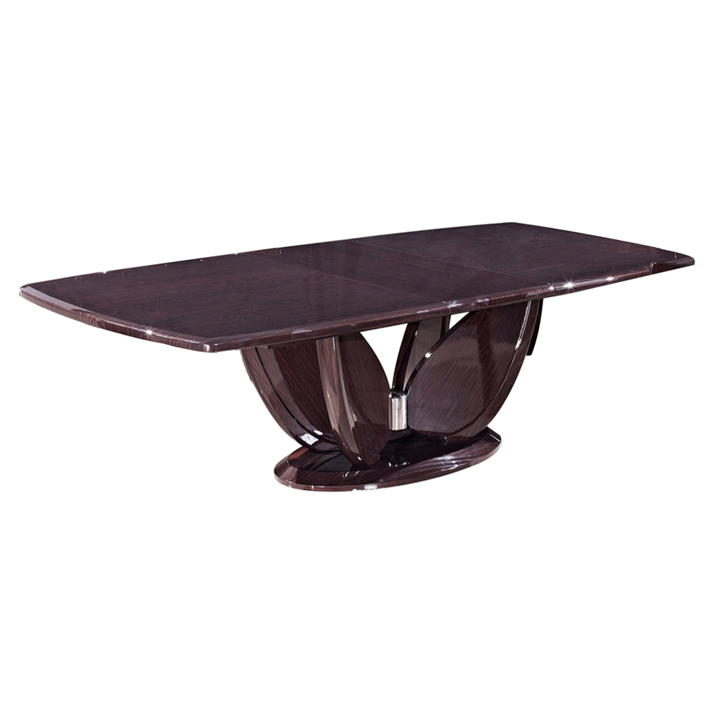 Sara dining table wenge dcg stores for Table 52 botswana