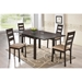 Shelby Extension Dining Table in Dark Walnut - GLO-D6970DT-DW-M