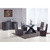 Brittany Buffet Table in Wenge - GLO-DG018B