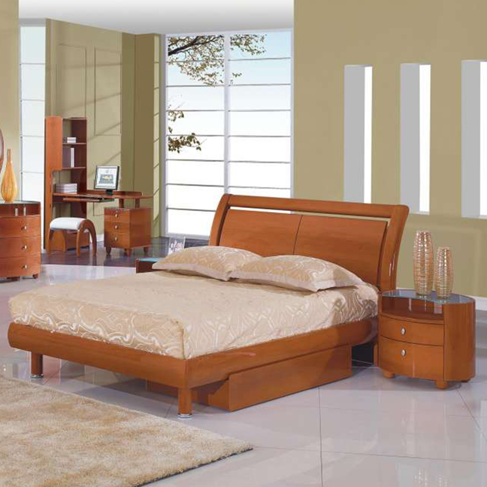 emily bedroom set in cherry dcg stores emily 5 pc bedroom set furniture 4 less dallas