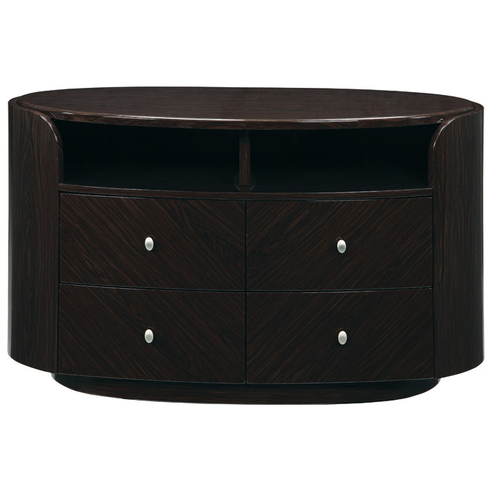 Emily Wooden TV Stand - GLO-EMILY-X-TV