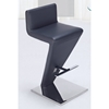 Rylee Bar Stool, Black - GLO-MB02BS-BL