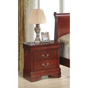 Philippe Nightstand in Cherry