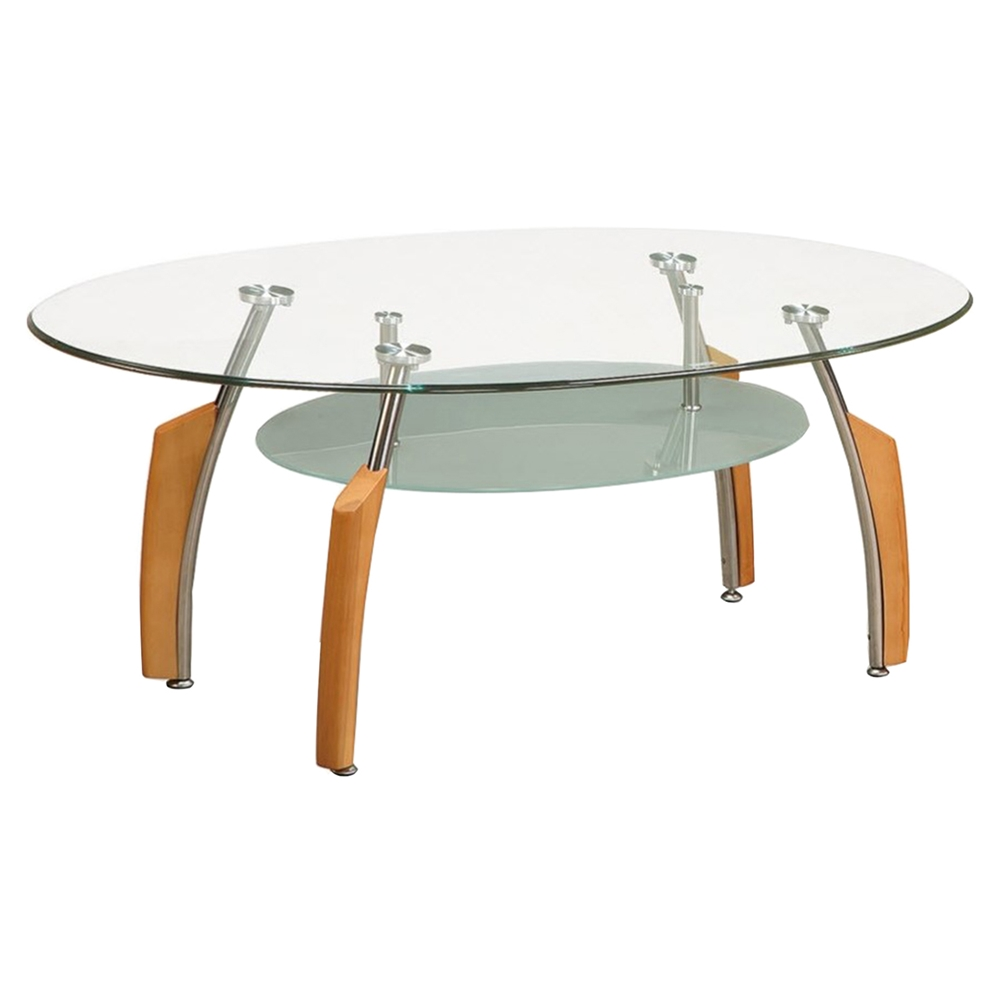 Erica Coffee Table Beech Dcg Stores