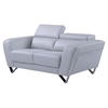 Braden Sofa Set - Light Gray - GLO-U7120-R6U6-SET