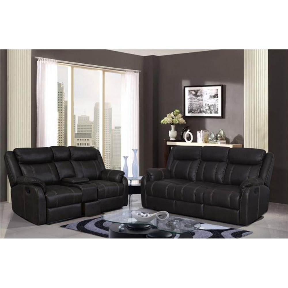 Natalia Sofa Set In Gin Rummy Seal Dcg Stores