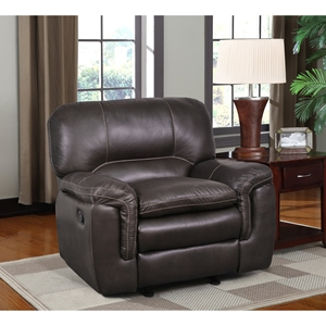 Sadie Glider Recliner Chair in Gin Rummy Seal