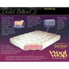 8'' Wool Wrap Twin Futon Mattress - Model 613 - GB-MODEL613-TWN