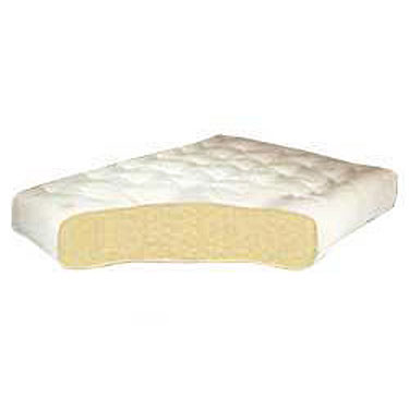8 All Cotton Eastern King Futon Mattress - Model 707