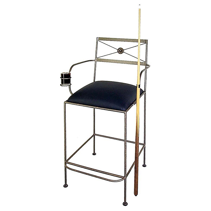 Neoclassic 30 Quot Spectator Bar Stool Cue Clip Drink