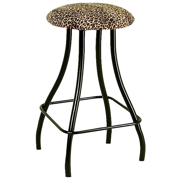 Round 24 Quot Backless Counter Stool Swivel Contemporary
