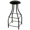 "Round Backless 36"" Bar Stool - Swivel, Extra Tall - GMC-SW234"
