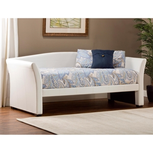Montgomery Upholstered Daybed - White
