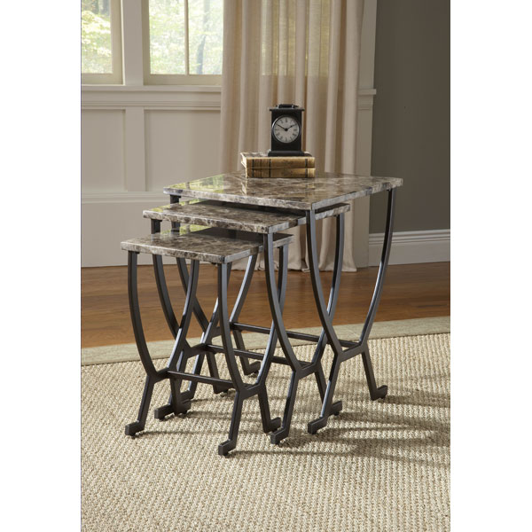 Monaco nesting tables dcg stores for Furniture 888