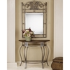 Montello Console Table With Mirror - HILL-41549-41547