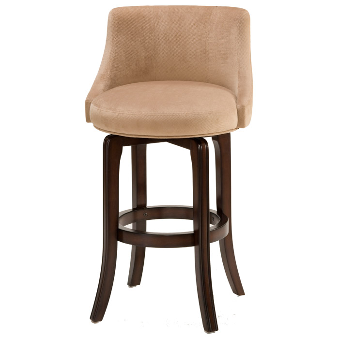 Napa Valley 25 Quot Swivel Counter Stool Cherry Textured