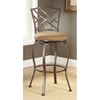 Hanover Swivel Bar Stool - HILL-4815-8XX-3