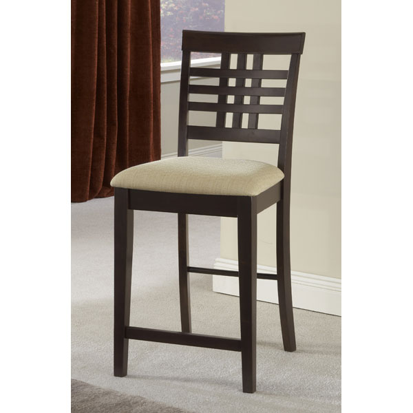 "Tiburon 24"" Non-Swivel Counter Stools"