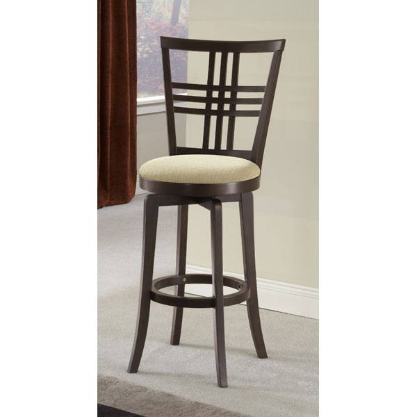 Tiburon II Swivel Bar Stool - HILL-4917-8XX