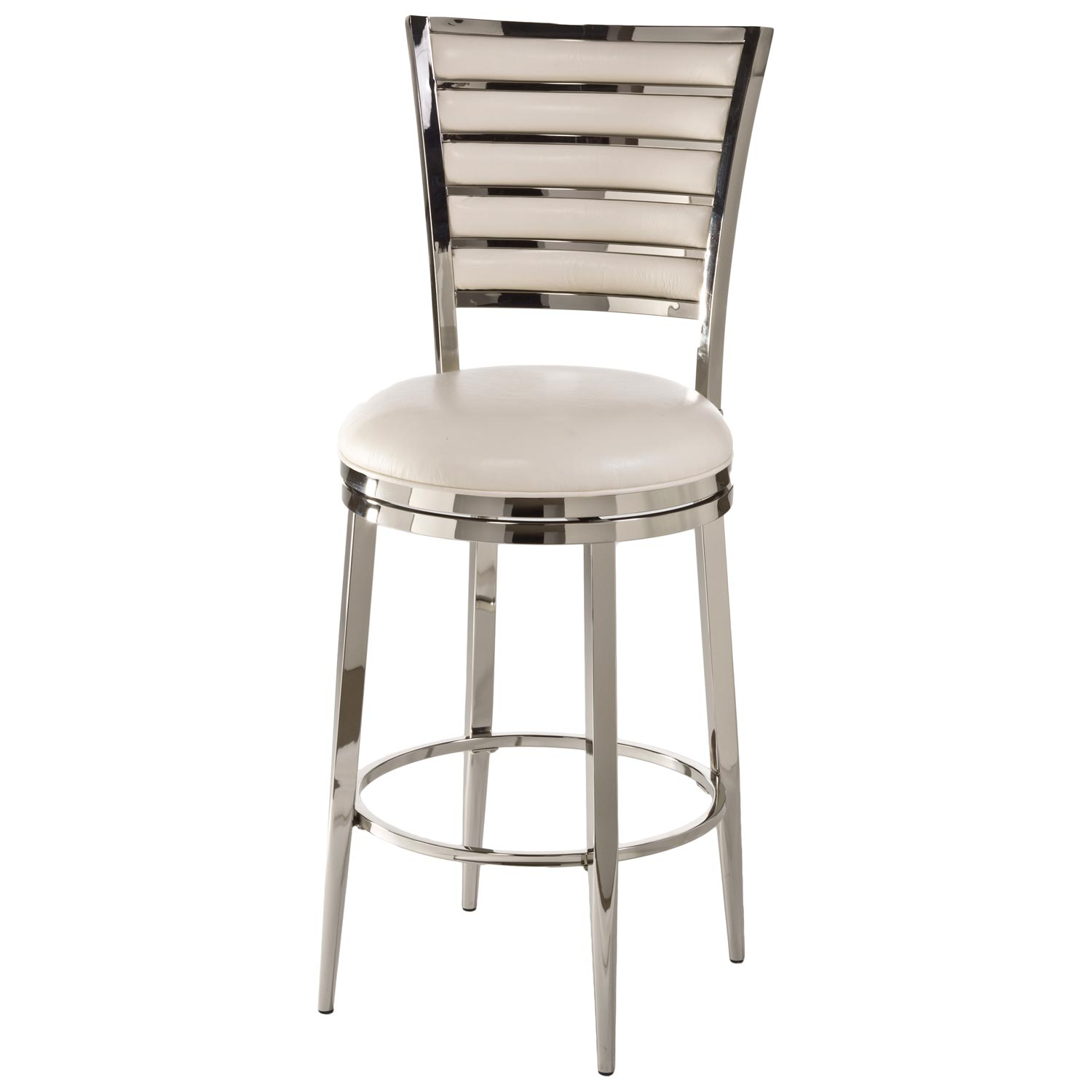 Rouen 30quot Swivel Bar Stool Polished Nickel Finish DCG  : 5319 831 from www.dcgstores.com size 1500 x 1500 jpeg 89kB