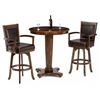 Ambassador Swivel Bar Stool - HILL-6124-830