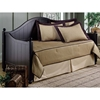 Augusta Daybed in Rubbed Black - HILL-1399DBLH