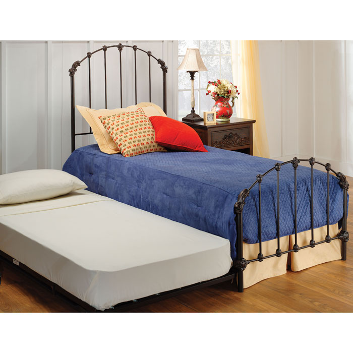 Bonita Twin Trundle Bed DCG Stores