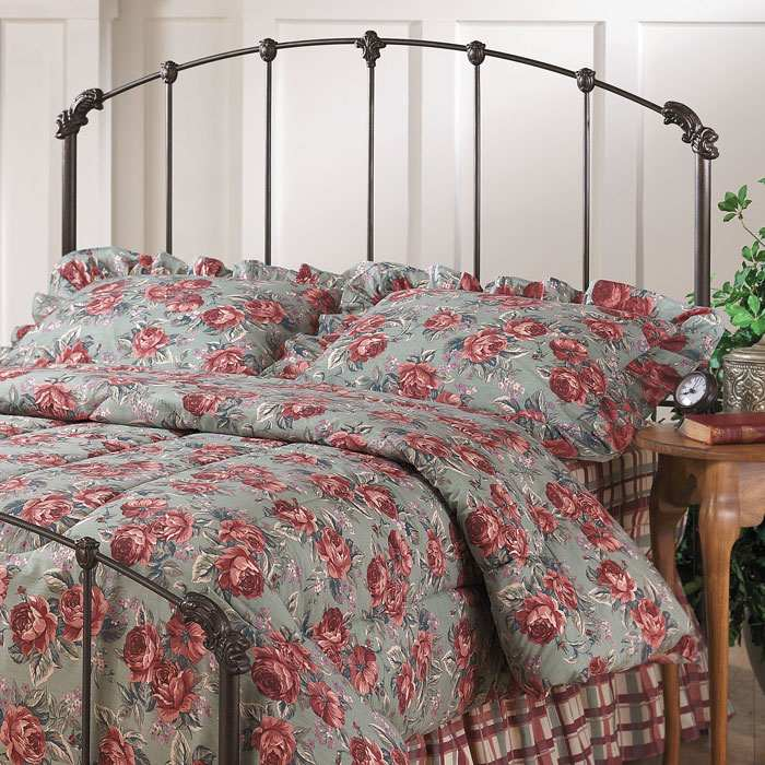 Bonita Headboard with Frame - HILL-346HX