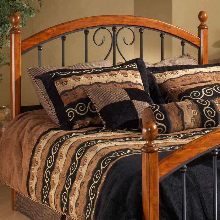 Burton Way Headboard with Frame